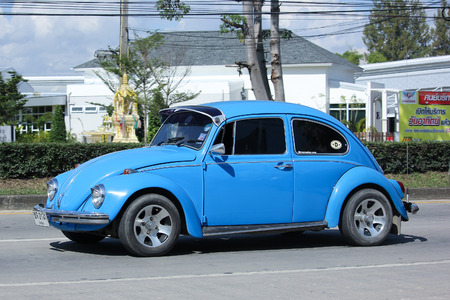 Beatle Bug Blue
