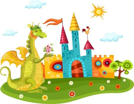 9871174 - dragon