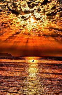 Heavens declare His Glory