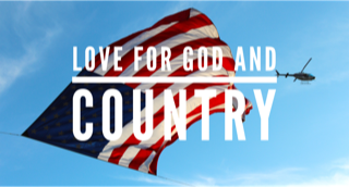 Love for God and Country