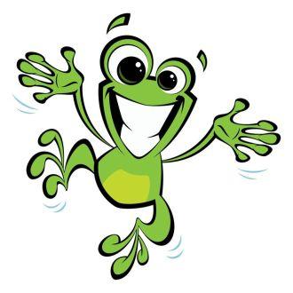 Joyful Frog