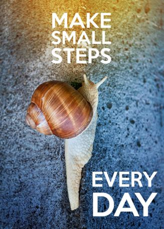 Small Daily Steps